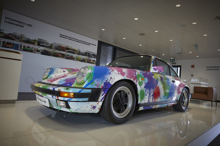 Porsche 911 G Series por René Mäkelä