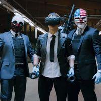 PAYDAY 2 ya es compatible con las VR de HTC y Oculus por medio de una actualización gratuita