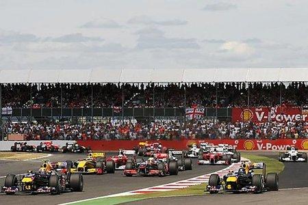 GP de Gran Bretaña 2010: Victoria de Mark Webber en un accidentado y movido estreno del nuevo Silverstone