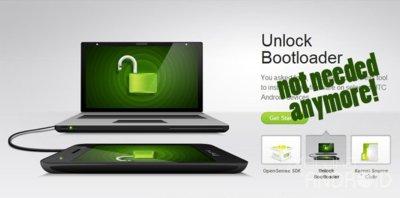 HTC desbloquea los bootloaders de Wildfire S, Wildfire, Salsa, Merge y Desire