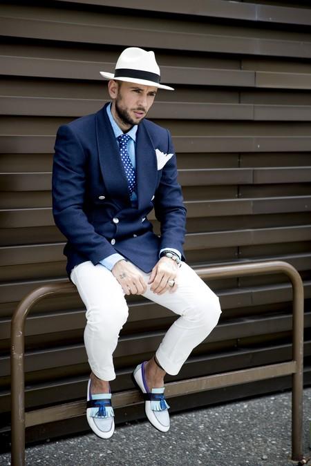 Pantalones Blancos 17