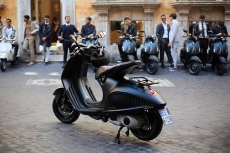 Roma Vespa Armani