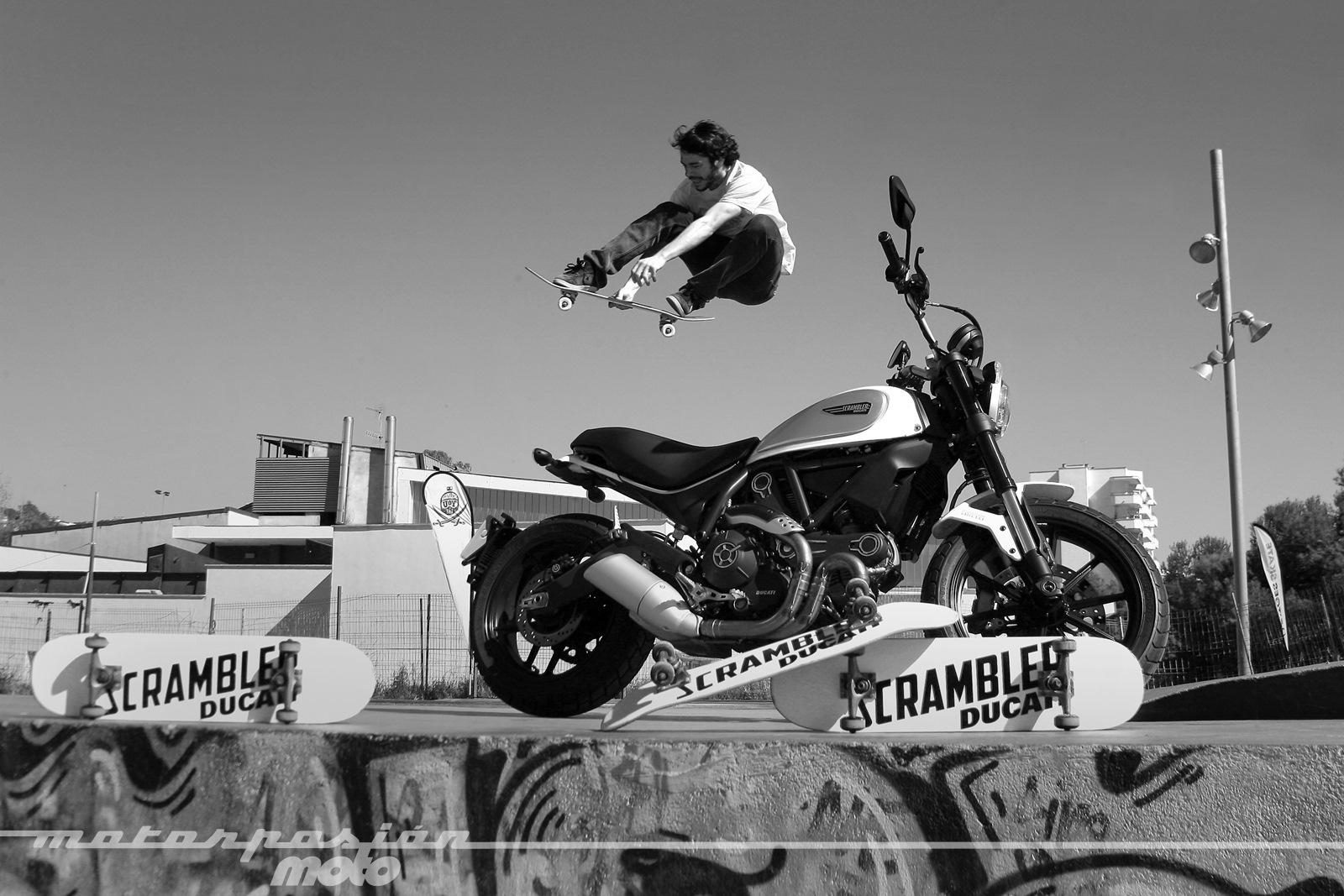 Foto de Ducati Scrambler, presentación 1 (43/67)