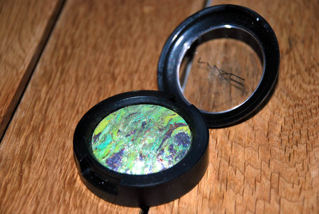 Foto de Mineralize Eyeshadow 'Unsurpassable' de MAC, a prueba (5/9)