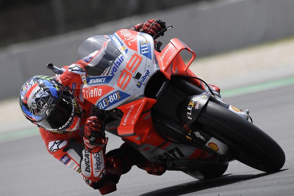 Jorge Lorenzo Gp Catalunya Motogp 2018 2