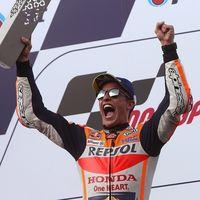 La calculadora de Marc Márquez: Con estos resultados se proclamaría Campeón del Mundo en Motegi