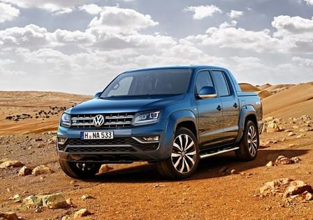 Confirmado, Ford y Volkswagen desarrollarán la pick-up que sustituirá a la Amarok en 2022