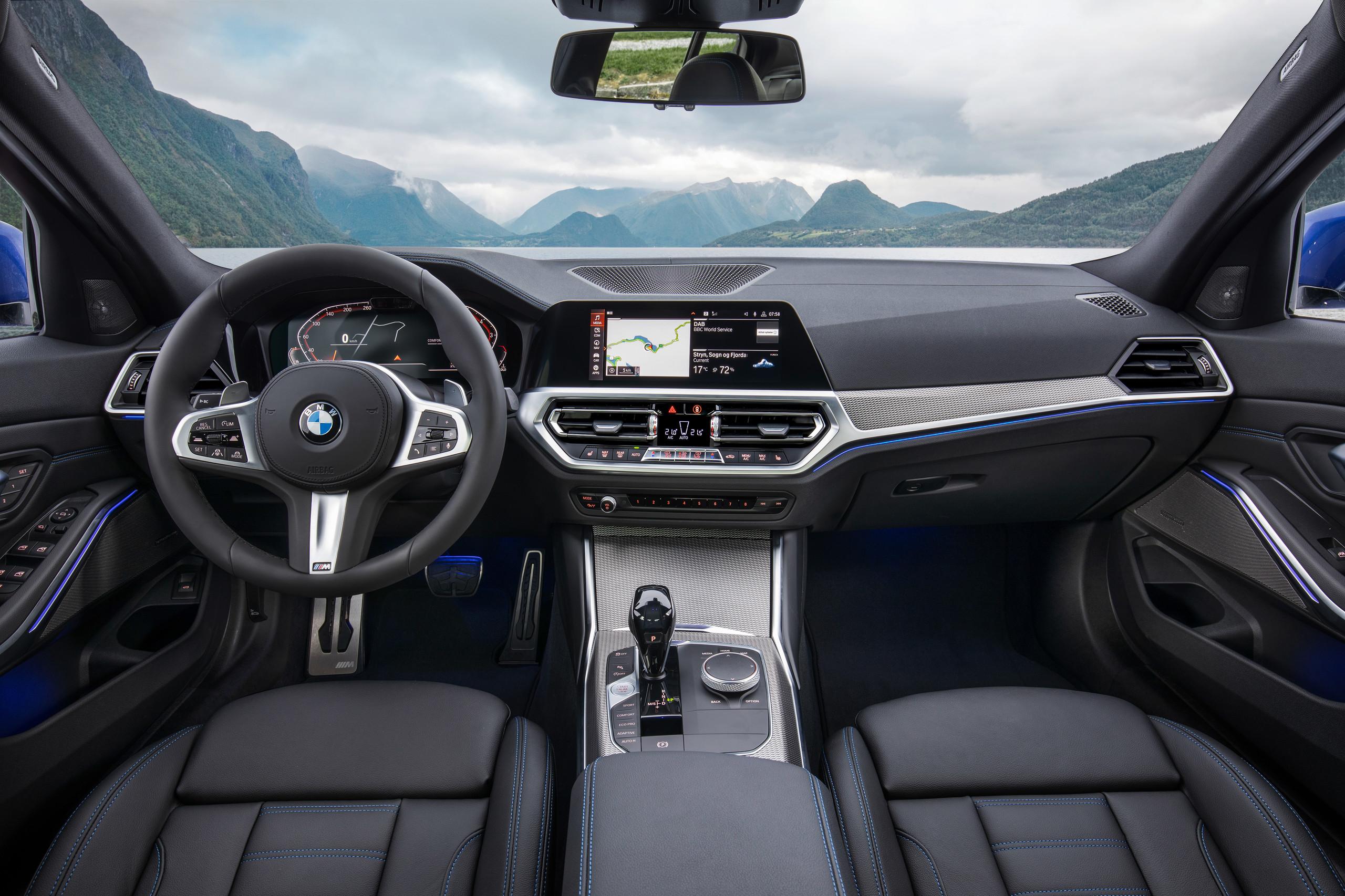 Foto de BMW Serie 3 sedán (9/13)