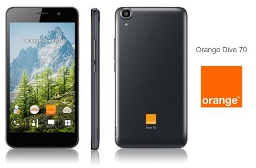 Orange Dive 70, nuevo gama media de referencia