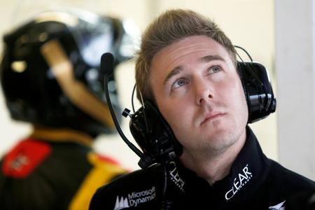 Davide Valsecchi desea salir de Lotus