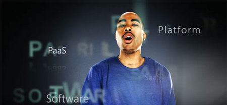 Un rap sobre Windows Azure a velocidad de record