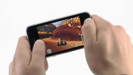 iPhone 3g juegos