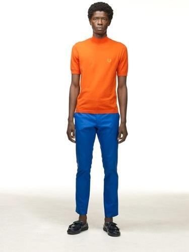 Raf Simons by Fred Perry, colección Primavera-Verano 2009, pantalones