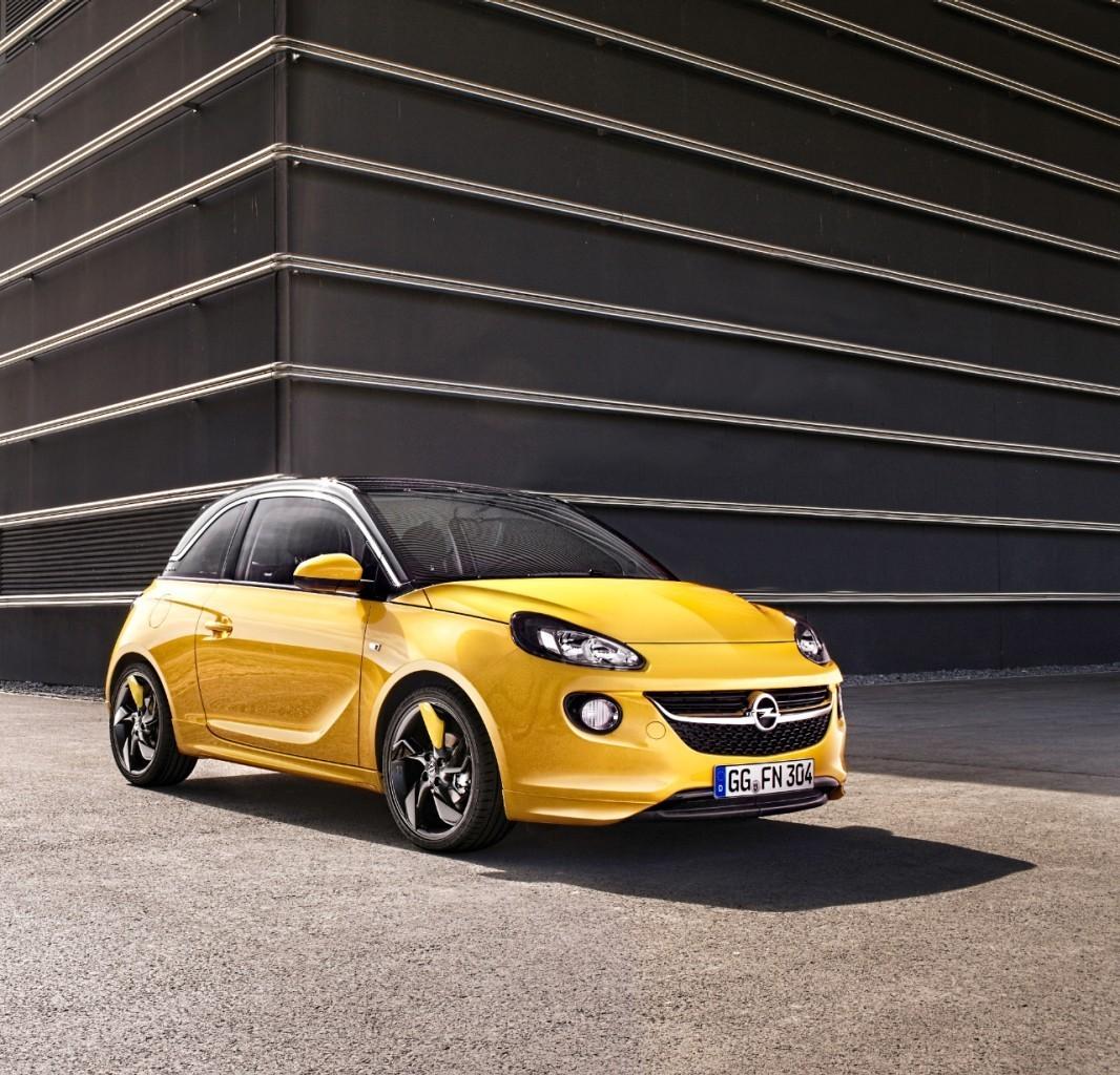 Foto de Opel Adam (30/50)