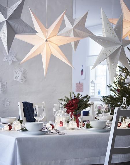 Estrellas Navidad Ikea