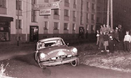 Rally 1000 Lagos 1956