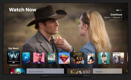 La aplicación TV deja entrar al contenido de Netflix, pero sólo a medias
