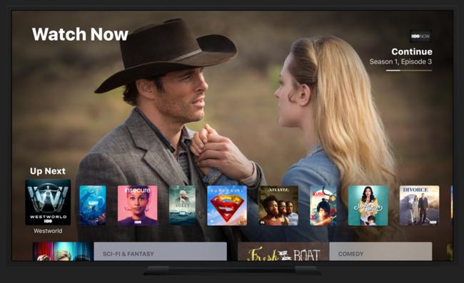 Otra novedad se asoma a las puertas de la WWDC 2017: TV aparece en los Apple TV de más países anglosajones [Actualizado]