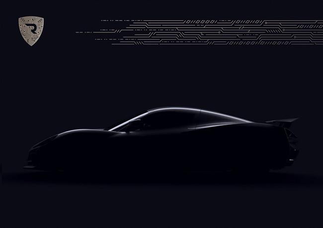 El Tesla Roadster tendrá competencia. Rimac nos presentará su próximo superdeportivo eléctrico en Ginebra