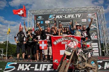 Julien Bill, Campeón del Mundo de MX3 2011
