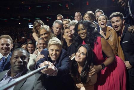 Selfie Ellen