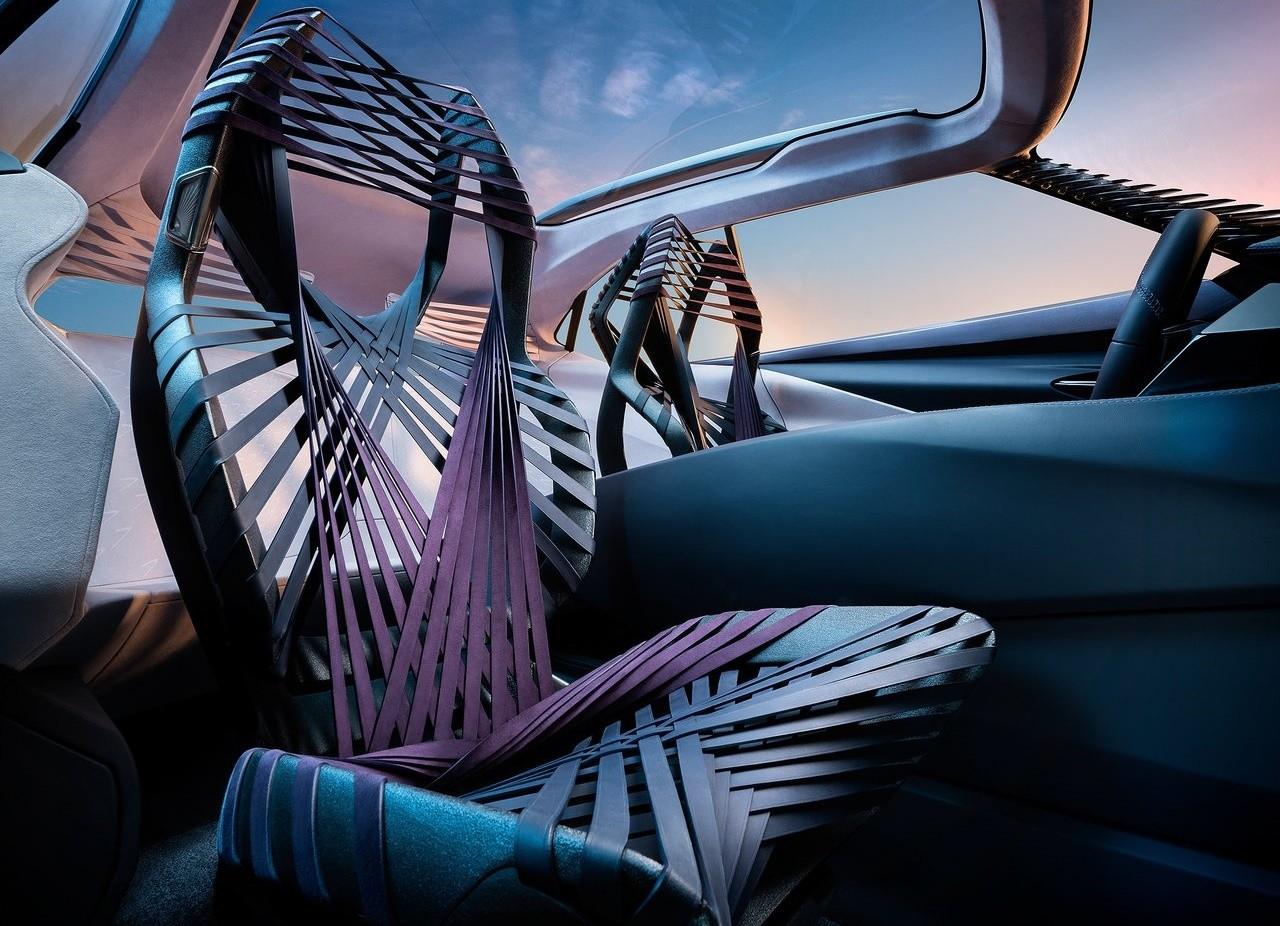 Foto de Lexus UX Concept (3/17)