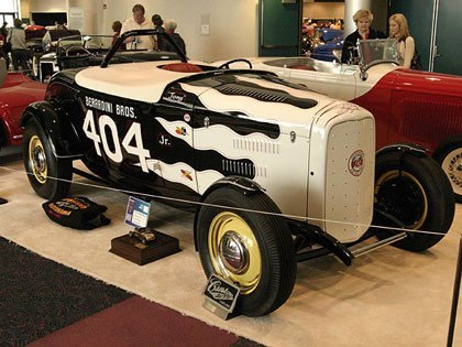 1932 Ford Roadster Race Car