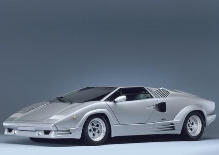 Recordando al Lamborghini 25 aniversario, el deportivo diseñado por Pagani