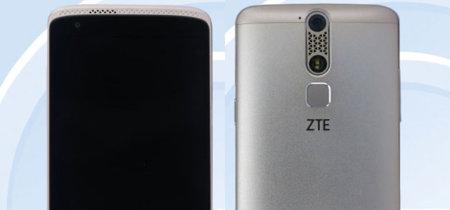 ZTE Axon Mini podría ser el primer teléfono con tecnología 'Force Touch' en la pantalla