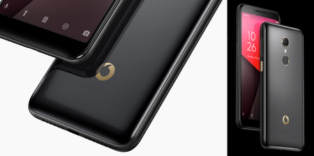 Vodafone Smart N9 Diseno