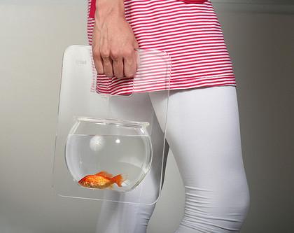 Saca a tu pez a pasear
