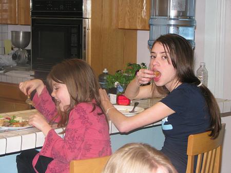 ¿Comen poco vuestros hijos?: puede que estos consejos y trucos os ayuden