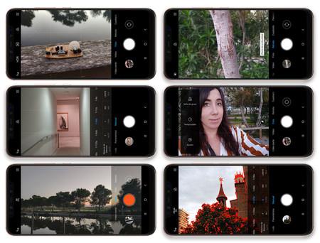 Xiaomi Mi 8 Pro App Camara