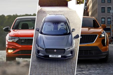 Estos son los finalistas del Green Car of the Year 2019