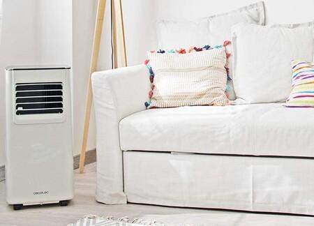 El aire acondicionado portátil más vendido de Amazon es de Cecotec y está de oferta: refresca tu casa por menos de 200 euros