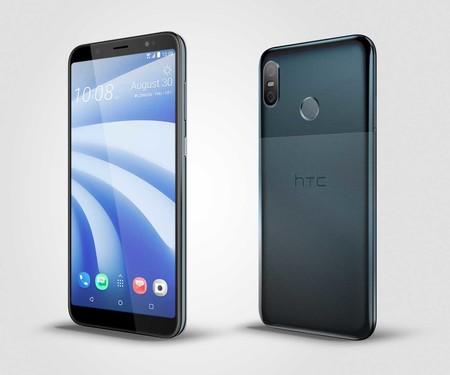 HTC U12 Life: así es el nuevo gama media con diseño de cristal y metal, 3600 mAh y doble cámara