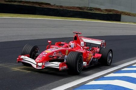 Michael Schumacher, Ferrari y las clásicas