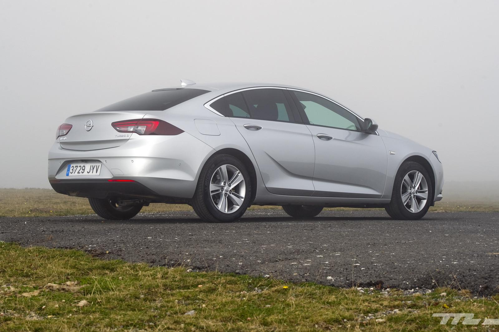 Foto de Opel Insignia Grand Sport, prueba (2/27)
