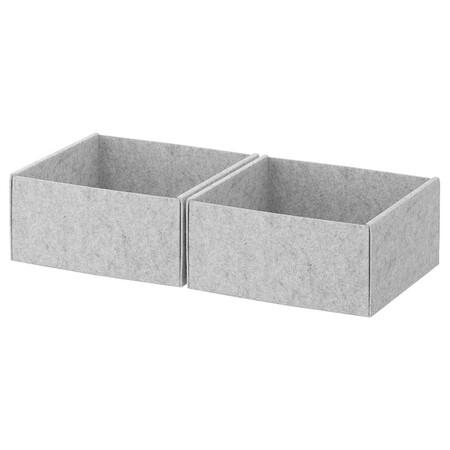 Komplement Caja Gris Claro 0582