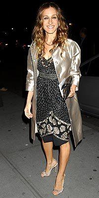 Sara Jessica Parker vuelve a ser Carrie Bradshaw