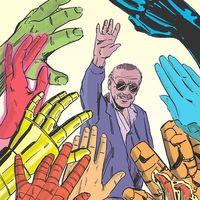 DEP Stan Lee: Instagram se queda pequeño para albergar todo el fanart en homenaje a su leyenda