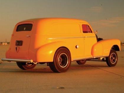 1946 Chevy Sedan Delivery