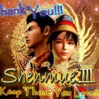 Los récords de Shenmue III en KickStarter