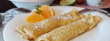 Las 28 mejores recetas de crêpes para celebrar el Día de la Candelaria como hacen los franceses