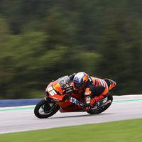 Raúl Fernández endulza la fiesta local de KTM con su segunda pole position consecutiva en Moto3