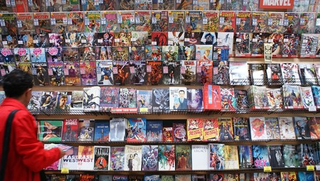 Comic Book 1393153 1280