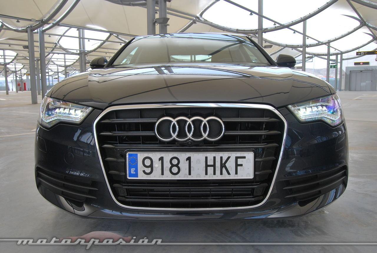 Foto de Audi A6 hybrid (prueba) (87/120)