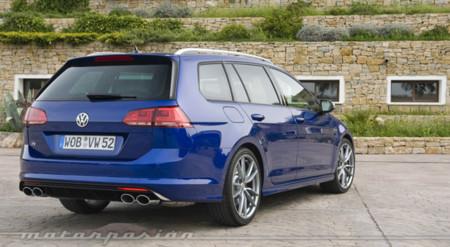 Volkswagen Golf Variant R: probamos el Golf familiar más deportivo, en carretera y circuito