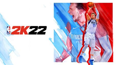 Luka Dončić es elegido para protagonizar la portada de NBA 2K22, que fija su lanzamiento para septiembre con todas estas ediciones