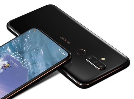 Nokia X71 Movil
